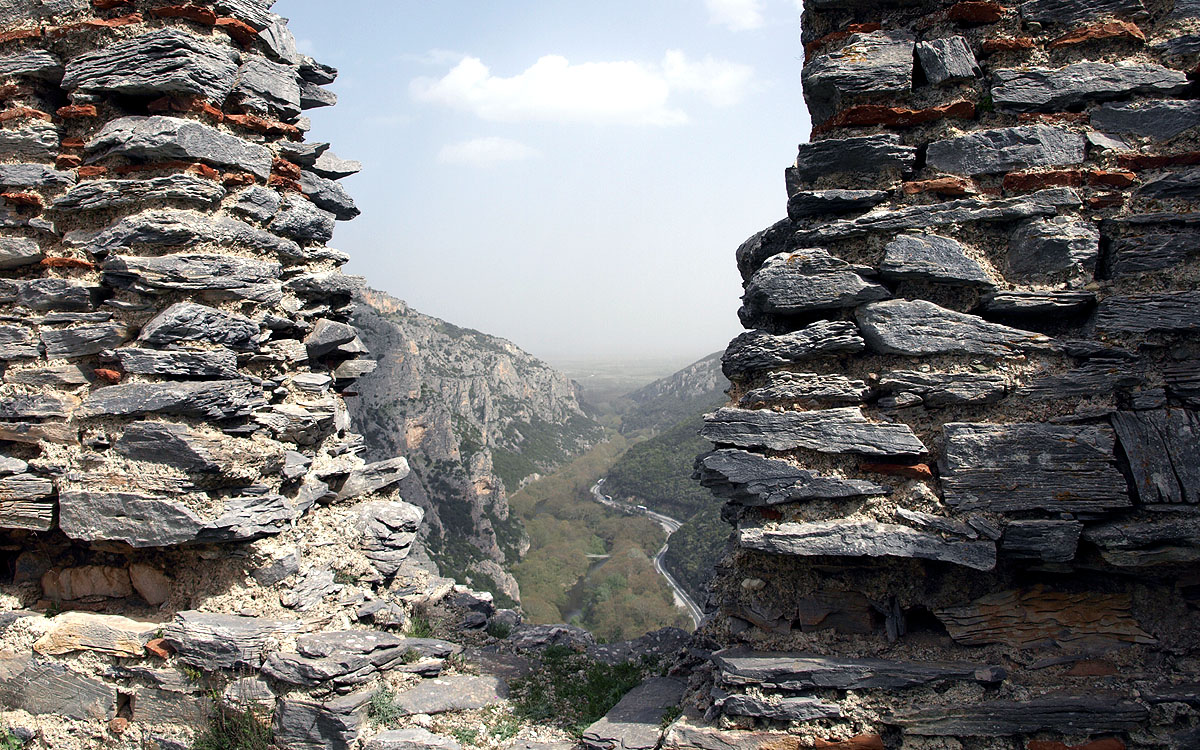 Κάστρο Οριάς Δ. Τεμπών