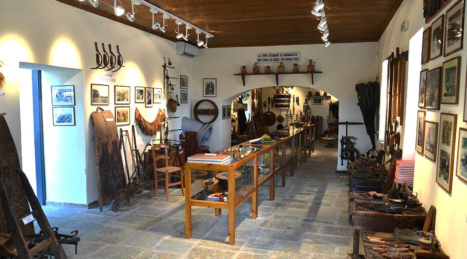 Λαογραφικό Μουσείο Συκούριο Δ. Τεμπών