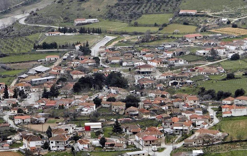 Παραπόταμος Δήμος Τεμπών
