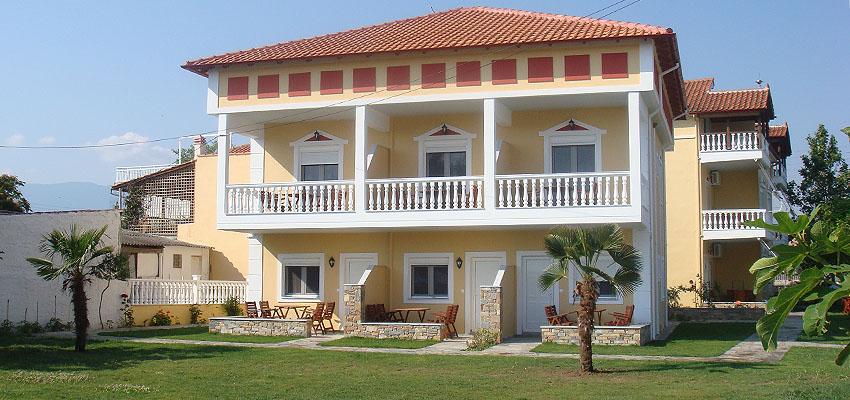 Villa Yianna Δ. Τεμπών