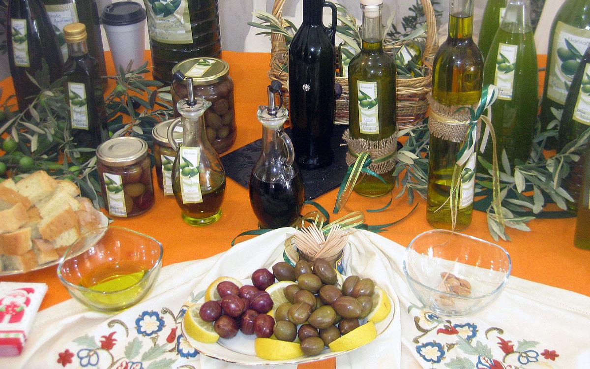 Γιορτή Ελιάς Δ. Τεμπών