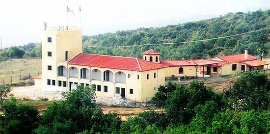 Μονή Αγίου Ραφαήλ Δ, Τεμπών