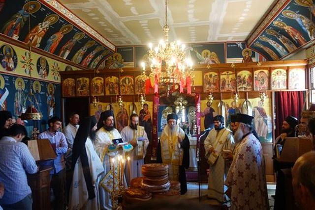 Μοναστήρι Δ. τεμπών