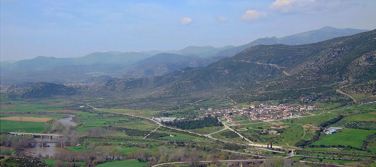 Ιτέα Δήμος Τεμπών