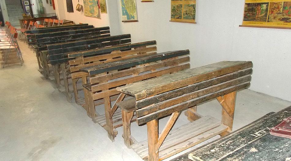 Μουσείο Σχολικής Ζωής Γόννοι Δ. Τεμπών