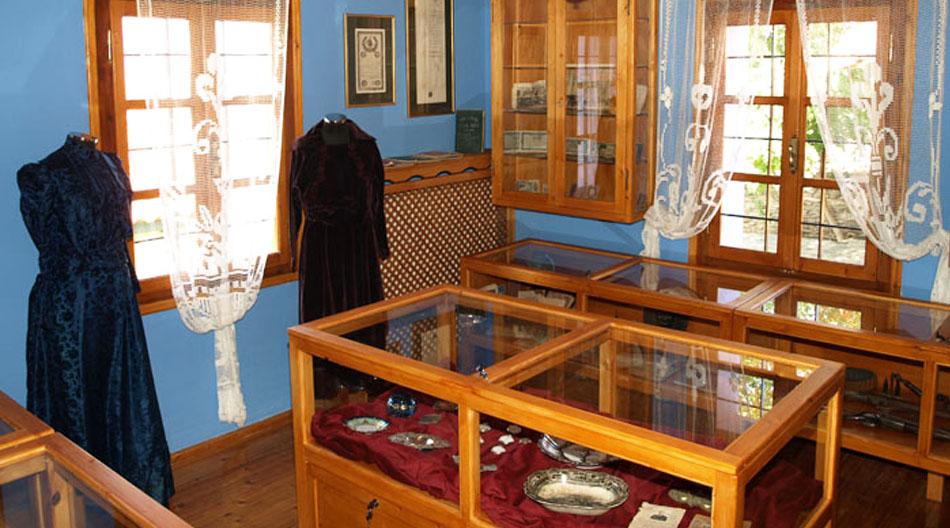 Μουσείο Θεσσαλικής Ζωής Δ. Τεμπών