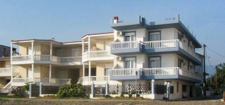 Olympus Sea House Δ. Τεμπών