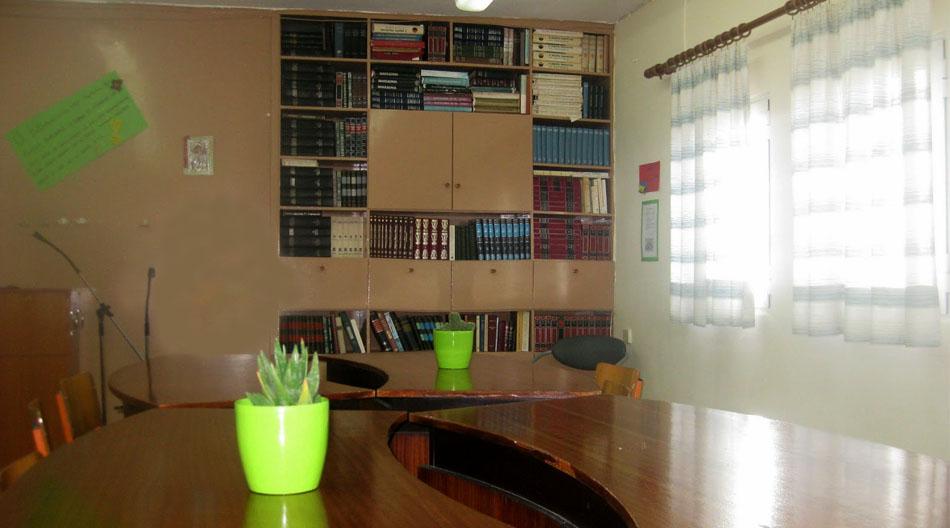Βιβλιοθήκη Γόννων Δ. Τεμπών