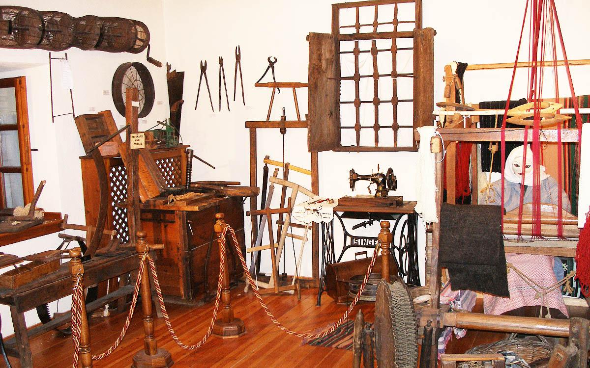 Λαογραφικό Μουσείο Αμπελάκια Δ. Τεμπών