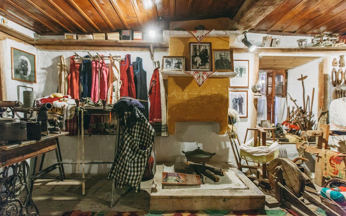 Λαογραφικό Μουσείο Γόννων Δ. Τεμπών