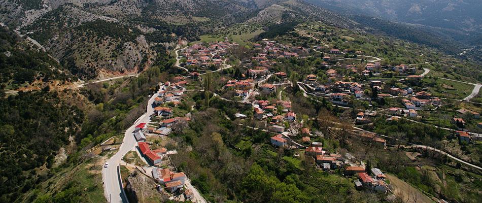 Χωριά Δήμου Τεμπών